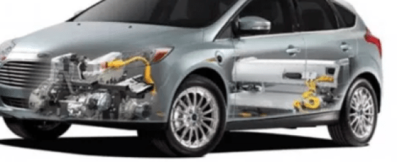 2019 Ford Model E Engine