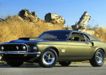 2019 Ford Mustang Boss 429 Exterior