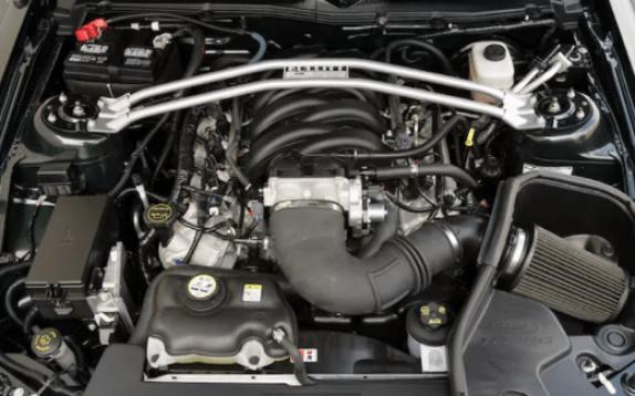 2019 Ford Mustang Bullitt Engine