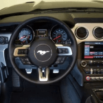 2019 Ford Mustang GT Interior