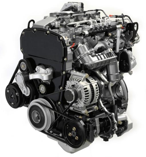 2021 Ford Ranger Engine