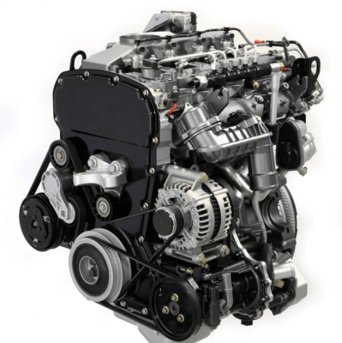 2019 Ranger Ford Engine