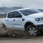 2019 Ford Ranger Exterior