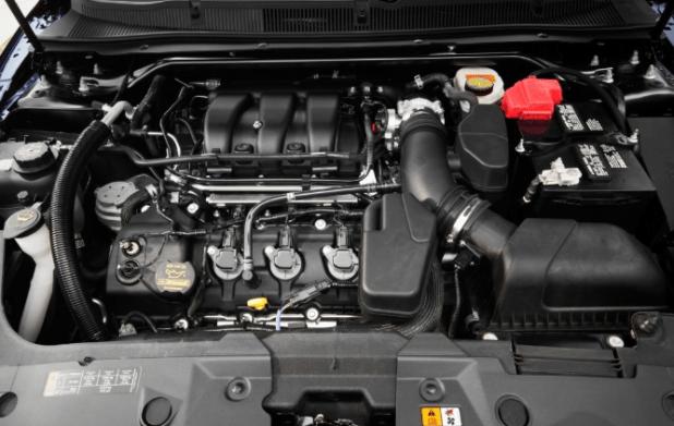 2019 Ford Taurus Engine
