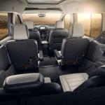 2019 Ford Transit Interior