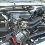 2020 Ford Bronco 4 Door Engine