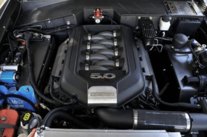 2020 Ford Bronco Engine