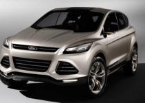 2020 Ford Escape Exterior