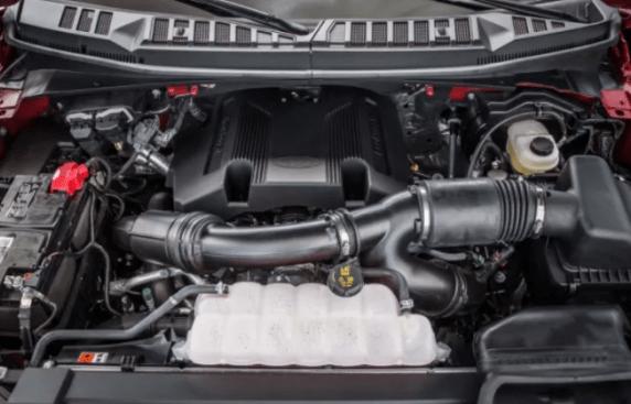 2020 Ford F 150 Engine