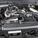 2020 Ford F 250 Engine