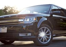 2020 Ford Flex Exterior