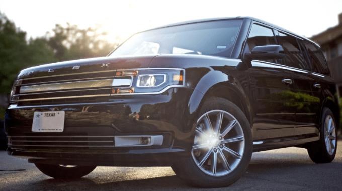 2021 Ford Flex Exterior