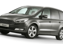 2020 Ford Galaxy Exterior