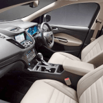 2020 Ford Galaxy Interior