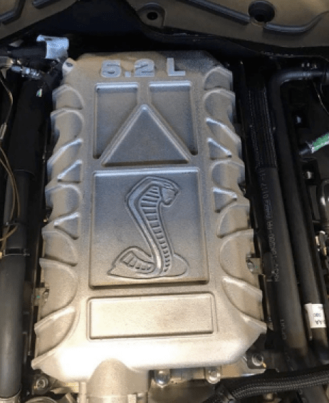 2020 Ford Mustang Cobra Engine