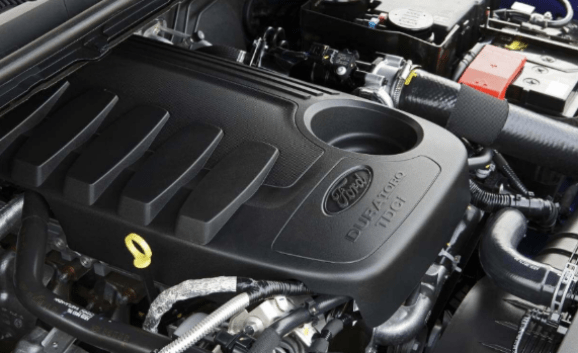 2020 Ford Pickup Engine