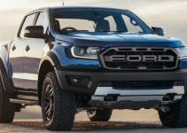 2020 Ford Ranger Raptor Exterior