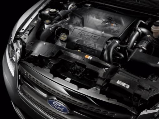2020 Ford Taurus SHO Engine
