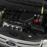 2021 Ford Edge Engine