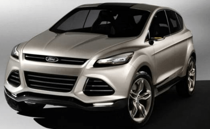 2021 Ford Escape Exterior