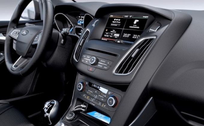 Ford Fiesta 2021 Interior