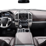 2021 Ford Raptor Interior