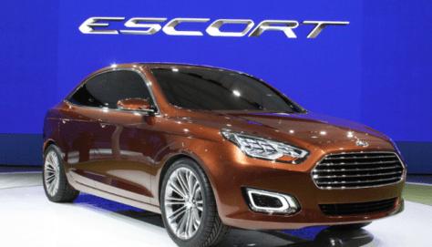 Ford Escort 2020 Exterior