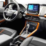 Ford Escort 2020 Interior
