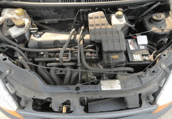Ford KA 2019 Engine