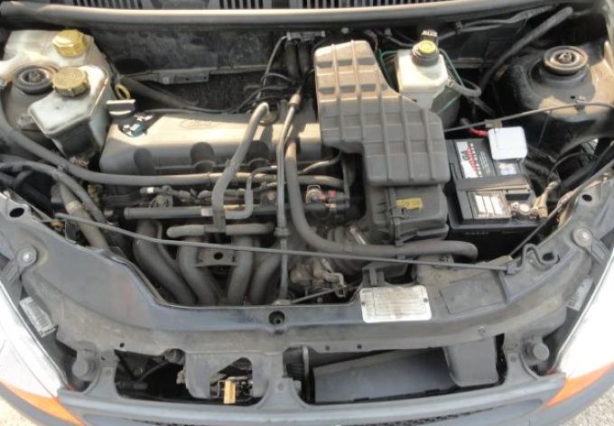 Ford KA 2021 Engine