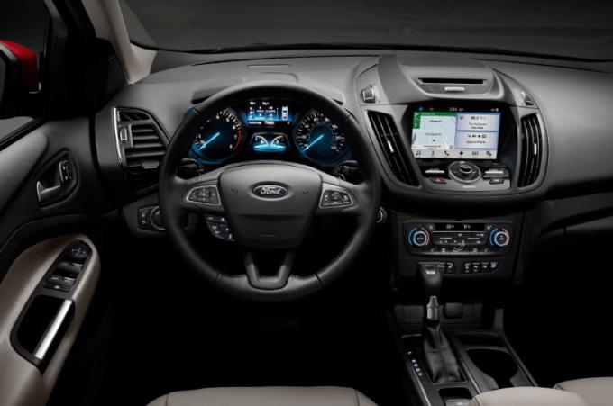 2021 Ford Fusion Interior