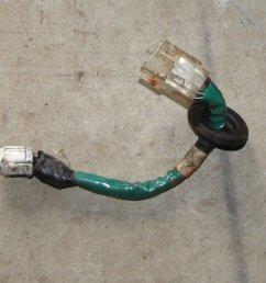 ford festiva electric fuel pump fuel gauge sender wiring harness [ 1000 x 872 Pixel ]