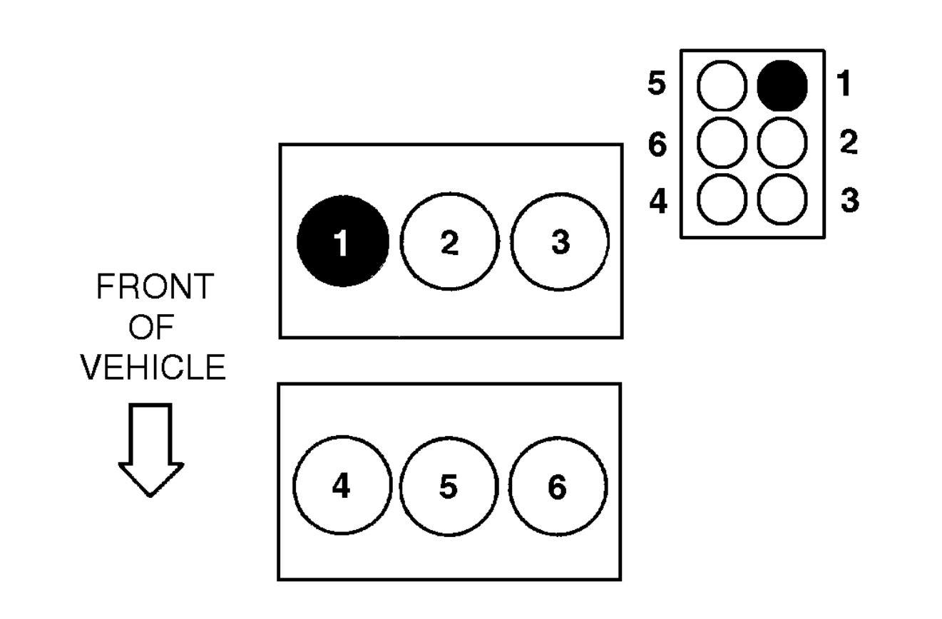 Ford F150 Firing Order Diagram
