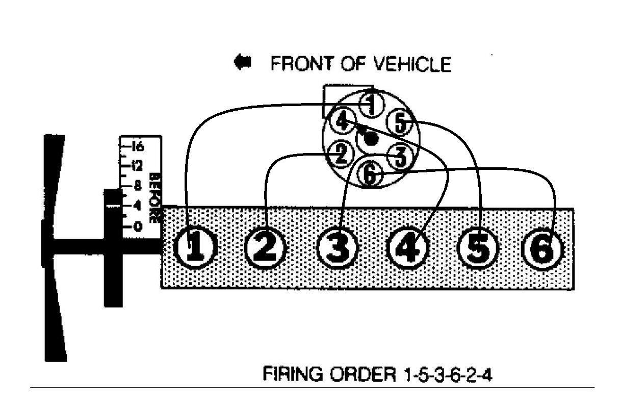 Ford 8n Firing Order Diagram