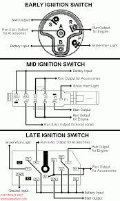 6 Terminal Ignition Switch Wiring : terminal, ignition, switch, wiring, Galaxie, Ignition, Switch, Wiring, Automobiles