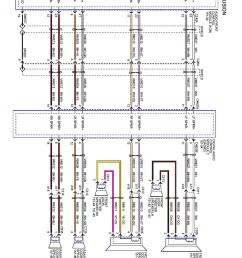 2013 2014 fusion mft wiring speaker diagrams audio navigation [ 1200 x 1600 Pixel ]