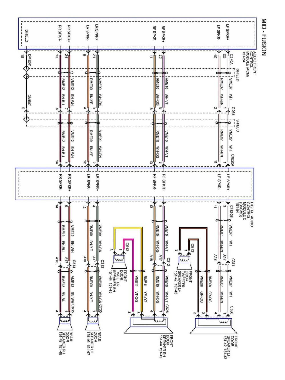 medium resolution of 2013 ford fusion wiring diagram wiring diagram sheet 2012 ford fusion wiring diagram 2013 fusion wiring diagram