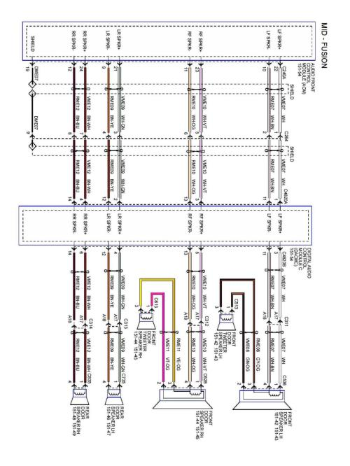 small resolution of 2013 ford fusion wiring diagram wiring diagram sheet 2012 ford fusion wiring diagram 2013 fusion wiring diagram