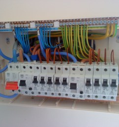 new build house ford home electrics electric fuse box wiring outside house fuse box [ 2048 x 1536 Pixel ]