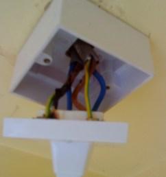 diy horror shower pull cord [ 1290 x 1433 Pixel ]