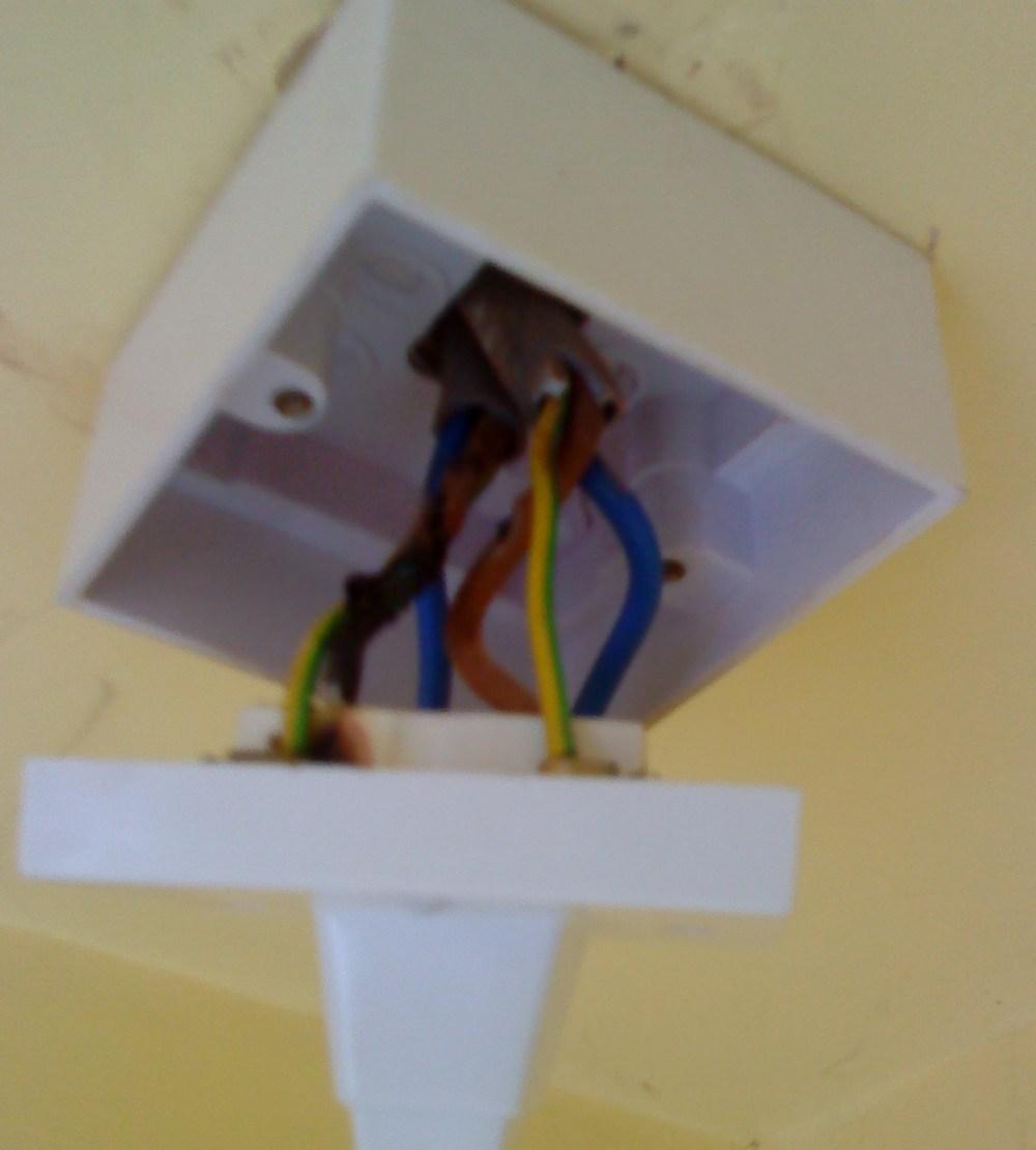 medium resolution of diy horror shower pull cord