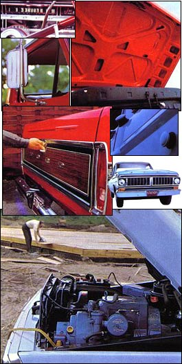 Decoding Your 1970 Ford Truck VIN  FORDificationcom