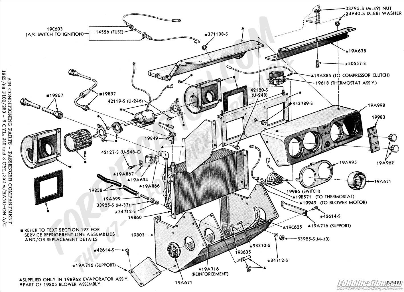 Ford F250 Hvac Diagram