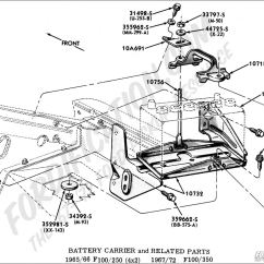 1972 Ford F250 Wiring Diagram 1969 Dodge Charger Truck Technical Drawings And Schematics Section I