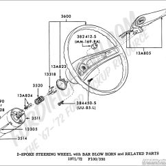 Steering Wheel Parts Diagram 2008 Chevy Trailblazer Ford Truck Technical Drawings And Schematics Section I