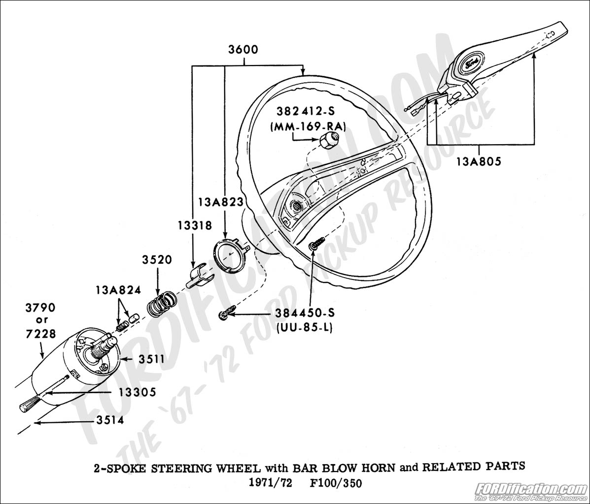 hight resolution of ford truck technical drawings and schematics section i 1970 ford f100 ranger xlt 1974 ford f100