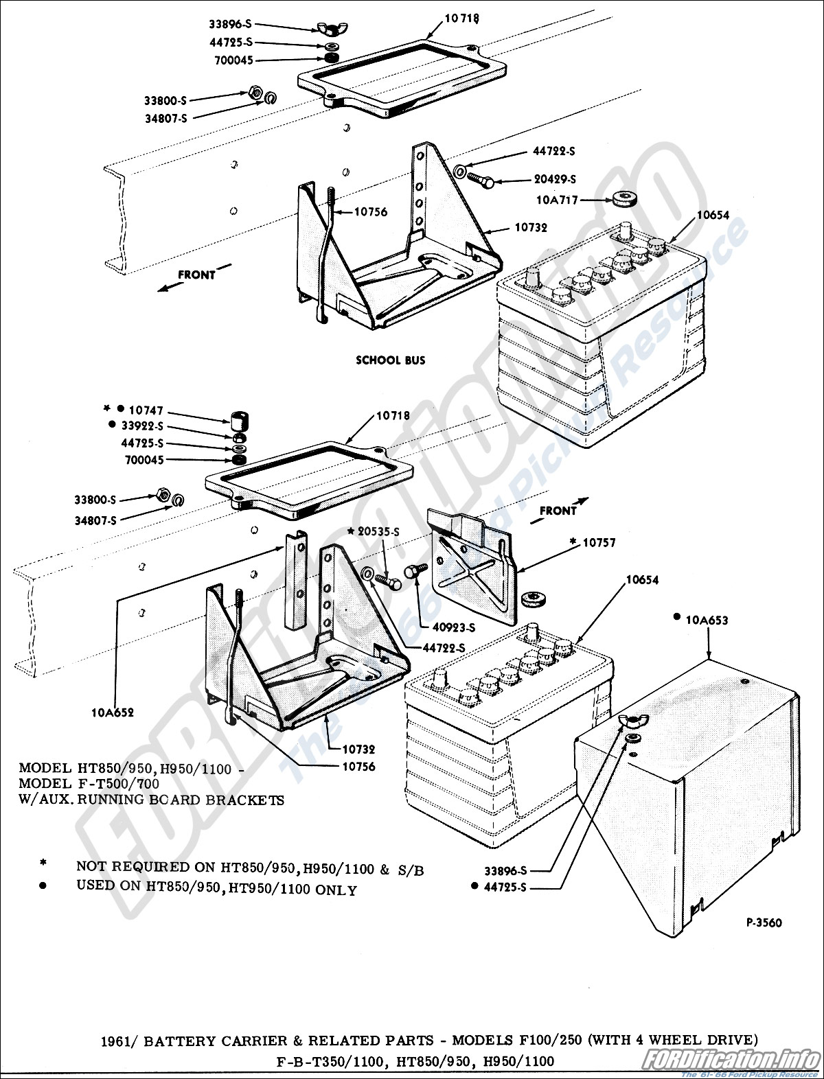 Frame Amp Body Schematics