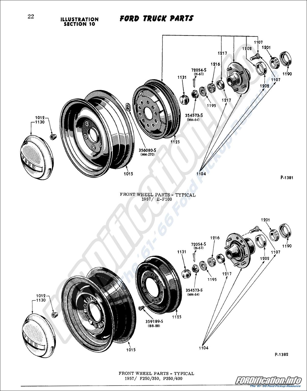 Ford F100 Suspension