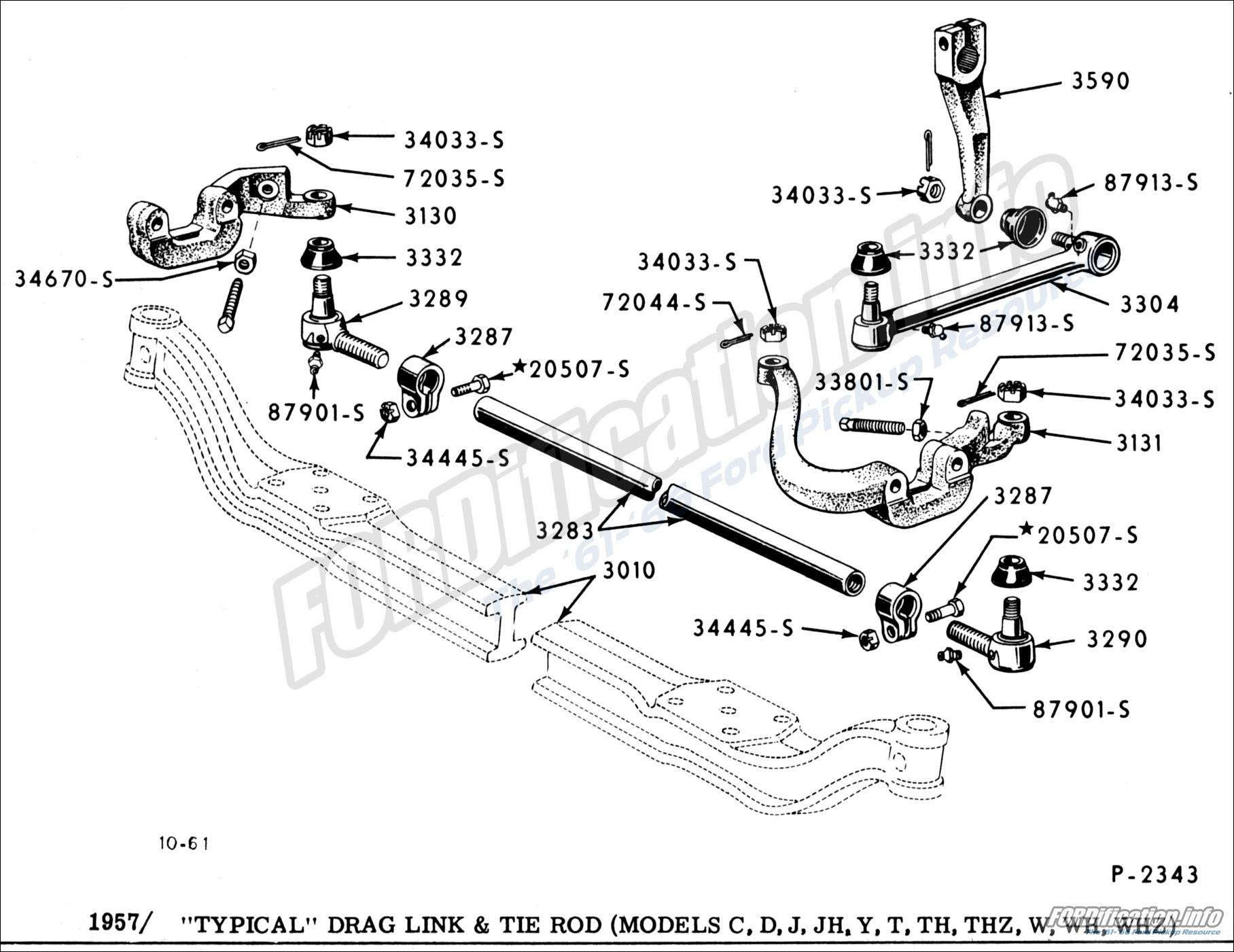Steering System Schematics