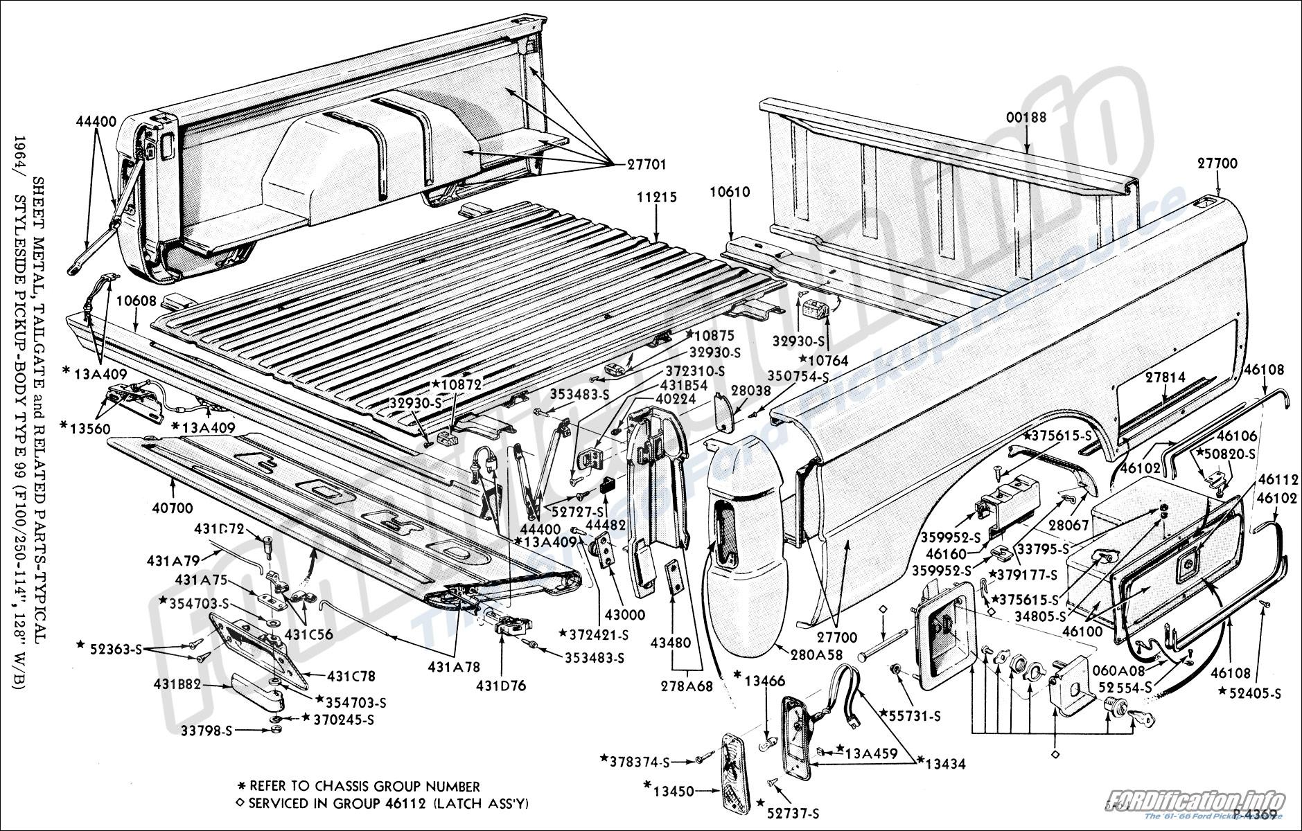 Frame Amp Body Schematics